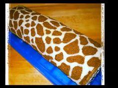 Giraffen-Kuchen - Essen & Trinken / Backen - wer-weiss-was.de die Experten- und Ratgeber-Community