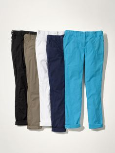 The New Utility Ankle Pant  #chicos - bought these in the summer of '12 and adore them.