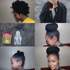 Marley Hair Styles Glamorous 10 More Stunning Natural Hair Pictorials  Pinterest  Marley Hair