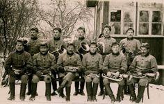 Orkester i Norra Ingermanlands regemente, 1920