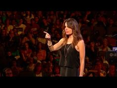 "Lisa Bevere shares a powerful message out of her book ""Girls With Swords: How to Carry Your Cross Like a Hero"" at the 2015 Desperation Conference. For more i..."