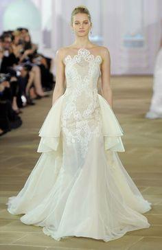 50 best Designer Wedding Dresses with Frills for 2017 images on ...