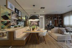 Feranda Maques arquiteta, sala de jantar