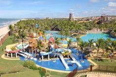 Beach Park Fortaleza Ceará Brasil