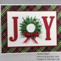 Christmas Wreath Cookies, Christmas Wreaths To Make, Christmas 2019, Christmas Holidays, Holiday Cards, Christmas Cards, Feather Cards, Sunflower Cards, Christmas Challenge