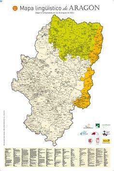 Resultado de imagem para aragones aragon mapa