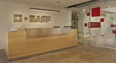Worldwide chemical company BASF has an open and flexible corporate office in Santiago, Chile, designed by Contract Workplaces