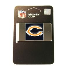 Chicago Bears Money Clip by NFL. $3.89. Chicago Bears Money Clip