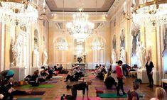 Albertina Wien, Namaste, New York, Yoga, Holiday Travel, Vienna, Places, Museum, New York City
