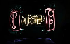 Dubstep & Long Exposure Photography <3