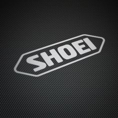 Car and Motorbike Stickers: Shoei