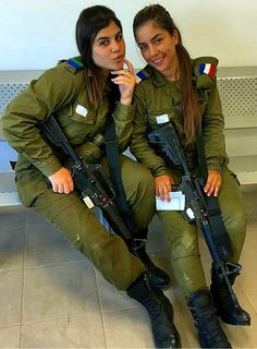 2ed9a1ed35a IDF - Israel Defense Forces - Women Army Police