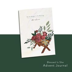advent-journal By the Manger in the Morning 'Blessed is She'