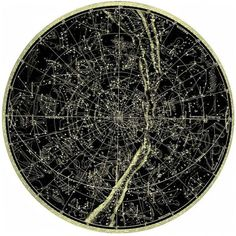 Celestial Maps and Antique Star Charts | Hubble Photo Prints