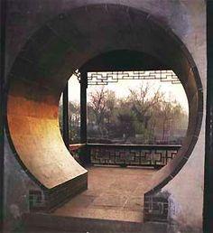 Chinese Doorways