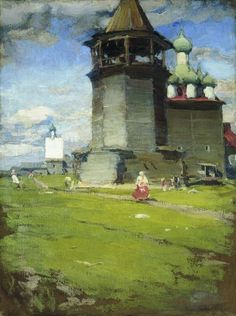 Church, Abram Arkhipov