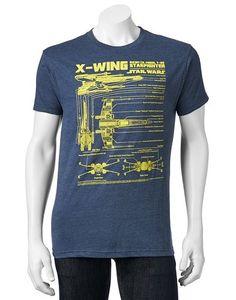 Star Wars X-Wing tee.