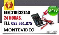 Electricistas en Pocitos (( 095661875 )) 24 horas urgencias emergencias firma de UTE  Electricistas 24 horas de urgencias en tu casas  ..  http://pocitos.evisos.com.uy/electricistas-en-pocitos-095661875-24-horas-urgencias-emergencias-firma-de-ute-id-315312