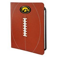 Iowa Hawkeyes Football Leather Portfolio
