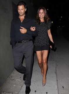 Oh Brooke Burke I love you.