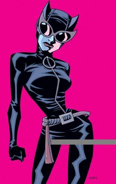 Catwoman Michael Avon Oeming