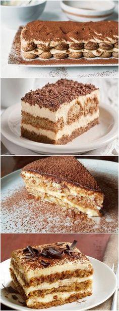 Aprenda a Fazer o Tiramisu, a sobremesa para levantar o ânimo! Separe as gemas das claras. Bata as gemas com o açúcar. [Para evitar a ingestão das gemas cruas, você pode cozinhá-las rapidamente com o açúcar, sempre mexendo, em banho-maria]. #receita#bolo#torta#doce#sobremesa#aniversario#pudim#mousse#pave#Cheesecake#chocolate#confeitaria