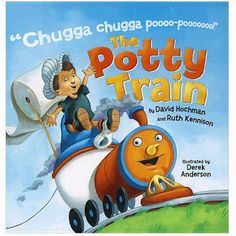 "Climb aboard the ""Potty Train"". Potty training your 2 year old boy tips."