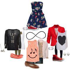 One Direction fashion