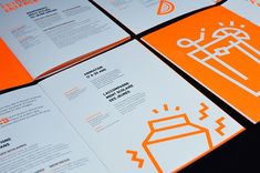 Second annual edition for the Centre Social et Socioculturel de Gerland (Lyon, France). We kept the soul of the previous brochure, and we reinvented a graphic universe, this year it's a vitamin cocktail ! Magazine Layout Design, Book Design Layout, Print Layout, Magazine Layouts, Design Editorial, Editorial Layout, Brochure Cover, Brochure Layout, Corporate Brochure
