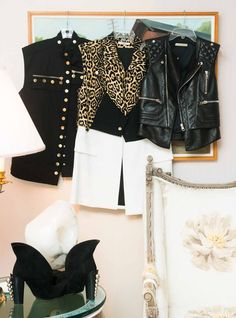 Biker style. http://www.thecoveteur.com/the_beckerman_sisters