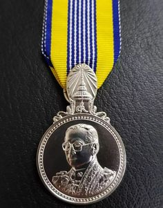 King Rama 9, Coat Of Arms, Badges, Thailand, Royalty, Ribbon, Cap, Decorations, Makeup