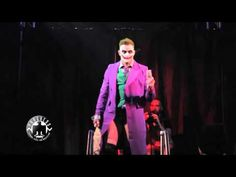 "Prince Devitt ""Joker"" Entrance from PROGRESS Wrestling Chapter 13 - YouTube"