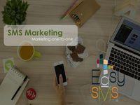 El SMS Marketing te puede ayudar a crear lazos de proximidad con tus clientes.  Informales de tus promociones, de citas, clases, etc....