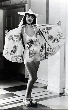 "Adrian costume design - ""The Women"", 1939"