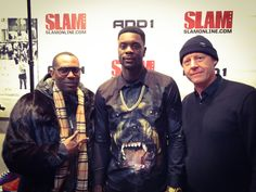 SLAM x AND1 All-Star Party Recap (PHOTOS): February 18, 2015, 6:00 pm
