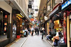 Melbourne laneways <3