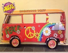 Hippie Photoshoot frame, Marco para fotos divertidas hippie peace and love Party  fiesta hippie, amor y paz