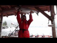 Fishing at Clayoquot Wilderness Resort
