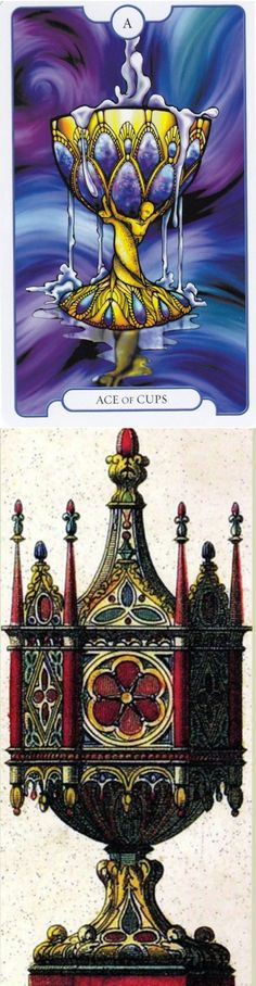 Ace of Cups: new love and wasted emotions (reverse). Revelations Tarot deck and Sofani Tarot deck: the tarot cards, tarotcards vintage vs tarot card bangla. Best 2017 magic mirror and tarot reading for beginners. #trickortreat #oldways #android #majorarcana