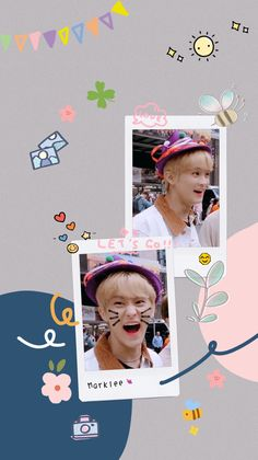 Nct 127 Mark, Mark Nct, Cute Wallpapers, Wallpaper Backgrounds, Iphone Wallpaper, Exo Red Velvet, Kids Diary, Nct Dream, Instagram Story