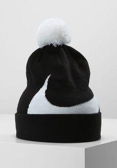 b185ff95693 BEANIE - Beanie - black white   Zalando.co.uk 🛒