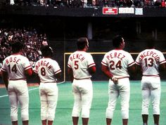 The Cincinnati Reds, The Big Red Machine