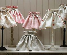 Kate Forman lampshades