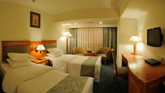 """Ramada Tashkent rooms have the best beds and are very comfortable"""", say internet blogs. Our bedmakers from the housekeeping department are extremely proud about this fact.  http://ramadatashkent.com/accommodations"""