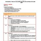 This is a rubric used as part of the International Baccalaureate Middle Years Program for seventh grade (Level II).  This assessment has been modif...