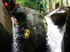 Home - Canyoning Mountain Escapes