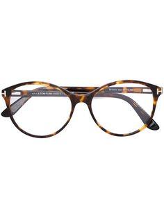 TOM FORD EYEWEAR round frame glasses. #tomfordeyewear #圆框眼镜