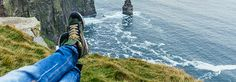 Add a Discovery Tour to your exchange year! Discovery, Hiking Boots, Tours, Sneakers, Funny People, Ireland, Tennis, Slippers, Women's Sneakers