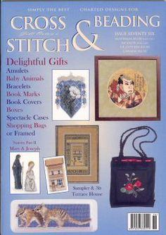 Jill Oxton's Cross Stitch & Beading - Magazine Issue 76
