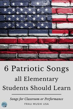 Veterans Day Elementary, Elementary Choir, Elementary Music Lessons, Upper Elementary, Music Classroom, Classroom Ideas, Patriotic Songs For Kids, Veterans Day Songs, Memorial Day Activities